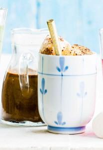 Kaneli-suklaakahvi