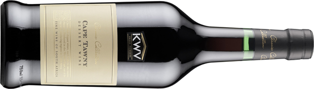 KWV Classic Collection Cape Tawny väkevä viini