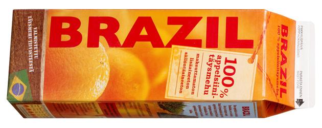 Marli Brazil appelsiinitäysmehu
