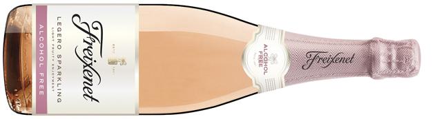 Freixenet Legero Rosado Alcohol Free