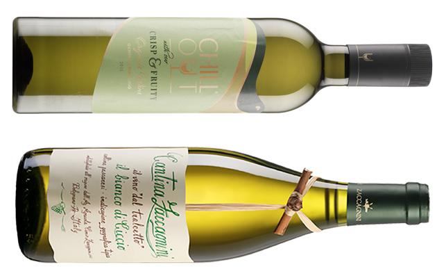 viinit kantarellipastalle