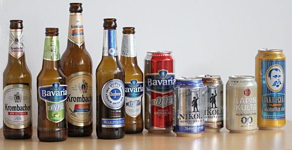 Paras Alkoholiton Olut