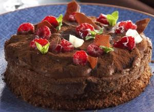 gateau marcel -suklaakakku