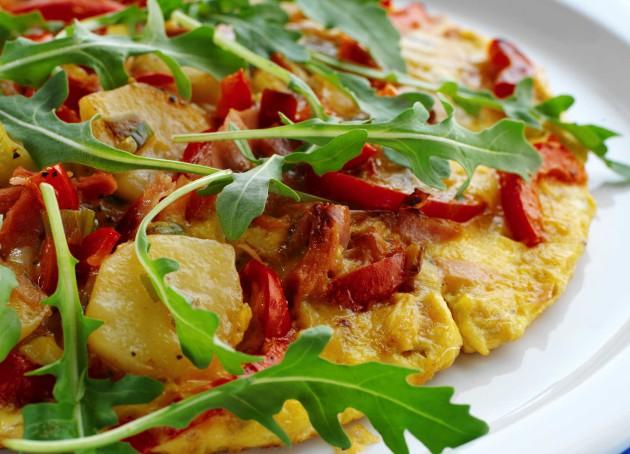 tortilla eli espanjalainen munakas