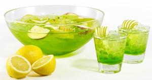 vihreä hedelmäinen booli