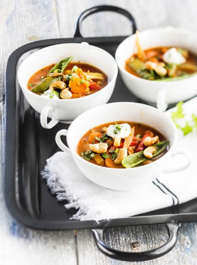 kasvis-currykeitto